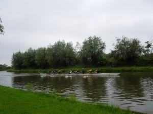Men's Crew, Cambridge, May 2014