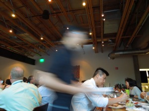Great China Restaurant, Berkeley, CA: October 2014