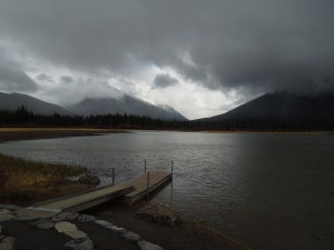 Vermillion Lake, From Another Angle