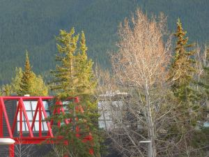 The Banff Centre, Alberta, Canada: April 2015