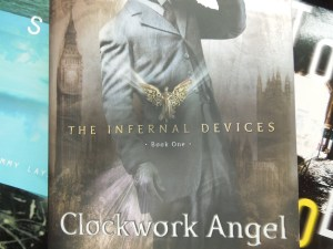 Cassandra Clare: THE INFERNAL DEVICES TRILOGY