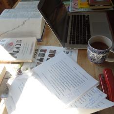 Crushing the Writing: Thursday, 2 July