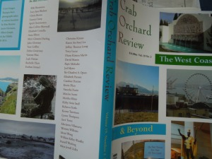 Crab Orchard Review: In its 20th year of publication, an Icon of Literary Publishing