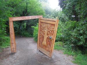Start of The Narnia Trail, Rostrevor, Northern Ireland