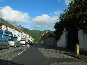 Rostrevor, Northern Ireland, July 2015