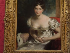 Margaret, Countess of Blessington, painted by Sir Thomas Lawrence
