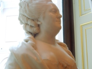 Marble Bust of Maria-Louise Thérese-Victoire, Aunt of Louis XVI