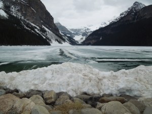 Lake Louise, Alberta, Canada: May 2015