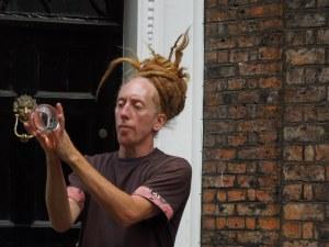 Street Performer, York, England
