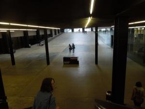 The Tate Modern, South Bank, London