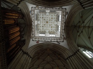 Yorkminster Cathedral, July 2015