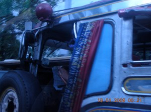 A Quintessentially Filipino Mode of Public Transport: The Ubiquitous Jeepney