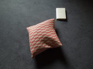 In Cork: Throw Pillow
