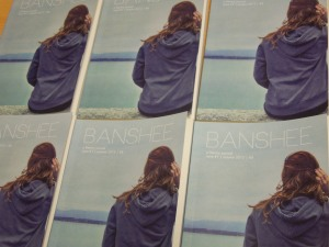 Issue # 1, Banshee Literary Journal, Autumn 2015