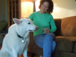 Diane Varner and Rio: Half Moon Bay, CA
