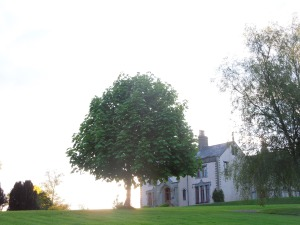 The Main House of the Tyrone Guthrie Centre at Annaghmakerrig