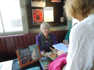 Book Fair, Jericho Tavern, Oxford, UK: May 2014