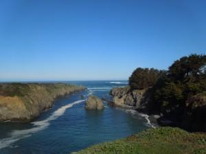 Mendocino Cliffs, on the Way to Elk, CA