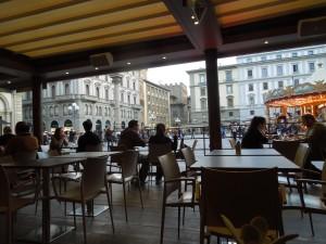 Café Gilli, a Florentine landmark
