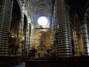 Interior, the Duomo of Siena: Breathtaking