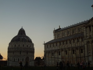 The Duomo of Pisa: It IS pretty.