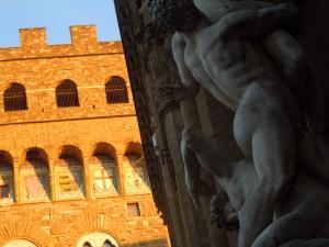 Sunday Night: Piazza della Signoria