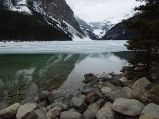 Lake Louise, Alberta, Canada, April 2015