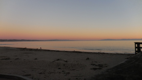 The Beach at Capitola