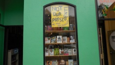 Dog-Eared Books, Castro St., San Francisco: February 2017