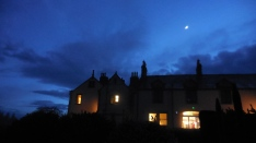 The Main House, Under a Crescent Moon