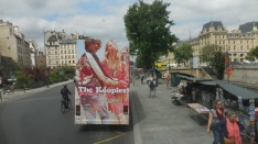 Bus Stop (near the Cathedral of Notre Dame)