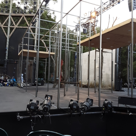 Awaiting Macbeth, Cal Shakes, October 2019